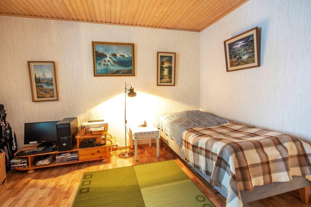 Sovrum i lägenhet  nr 1.