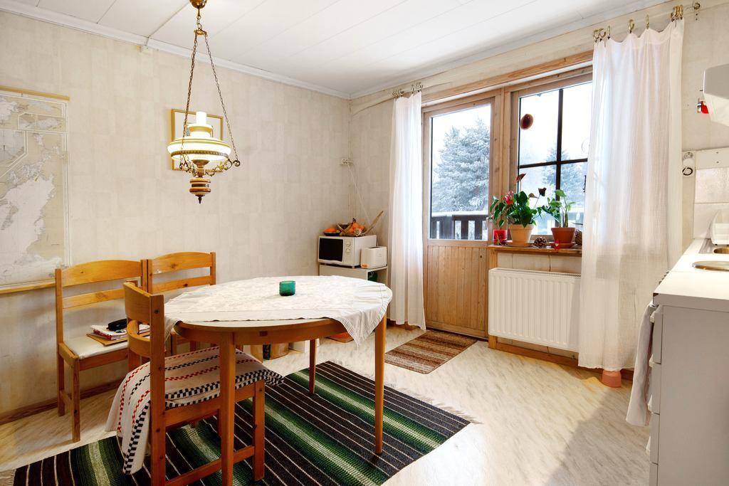Kök i lägenhet nr 1.
