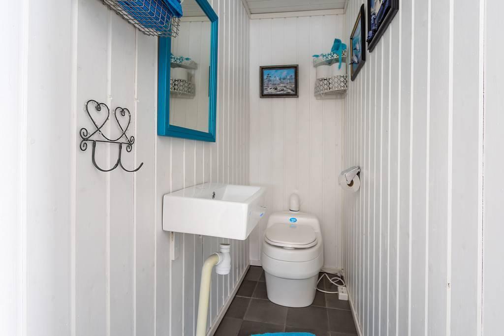 Gäststugans WC