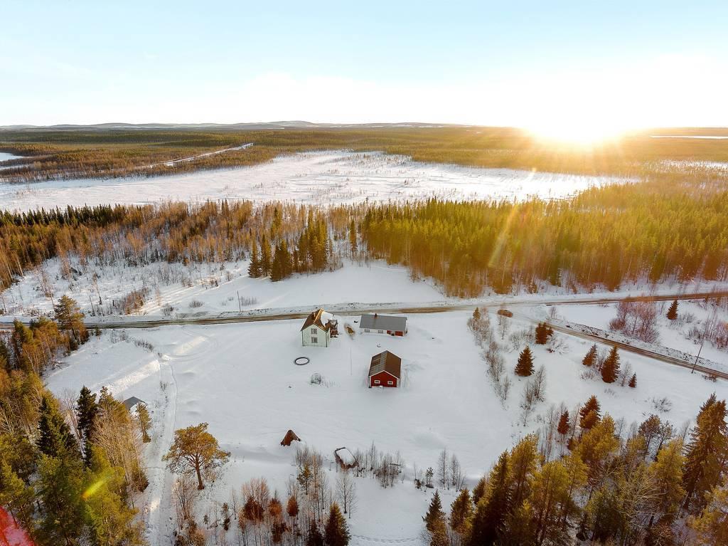 Välkommen till Jierijärvi 108!