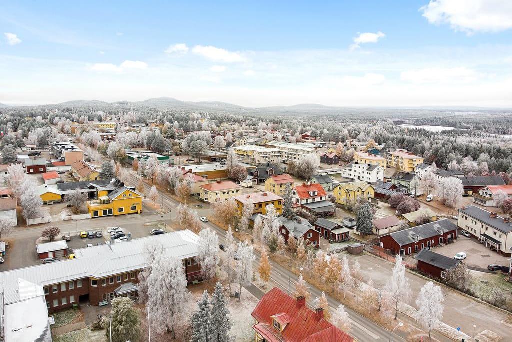 Centrum, Jokkmokk